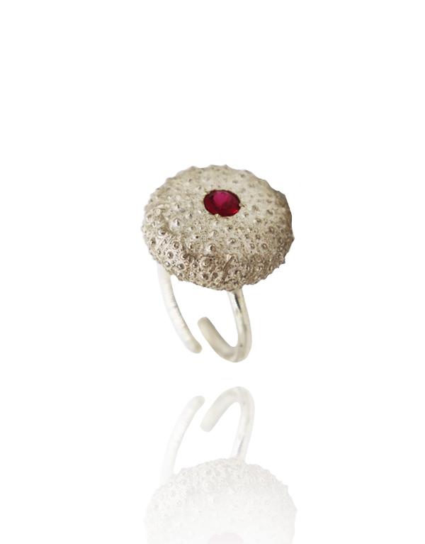 anel-ouriço-pedra-rosa-pn